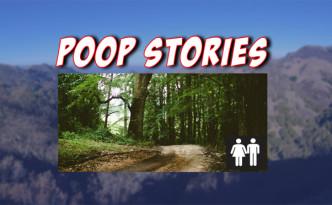 runners poop stories